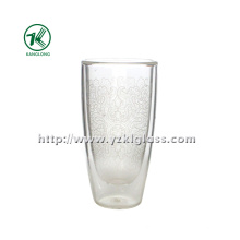 Double Wall Glass Bottles by BV. SGS