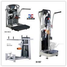 o pino carregou a máquina do quadril do equipamento da aptidão a multi / equipamento comercial do Gym do balanço do pé feito em China para a venda