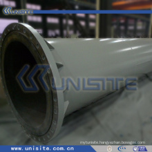 dredger steel structural pipe with flanges (USC-4-014)