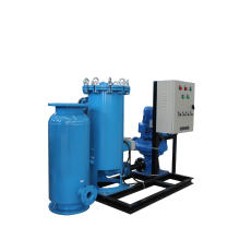 Sistema de limpieza de tubos de enfriador y condensador de Innovas Technologies