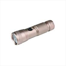 Linterna de aluminio de la batería seca del LED (CC-6002)