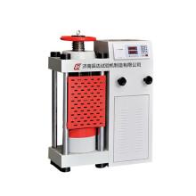 Máquina de teste hidráulico da compressão da indicação digital
