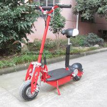 Motocicleta eléctrica de 1000W con motor de rueda