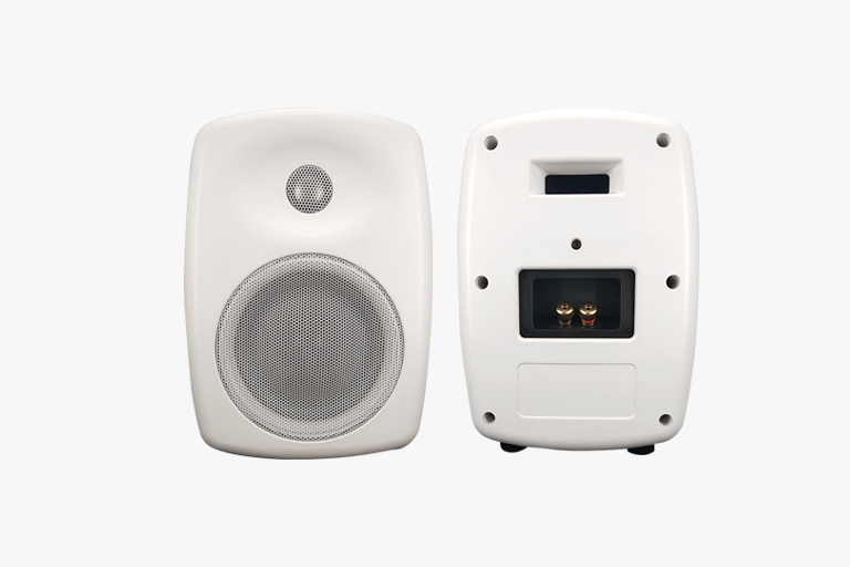 solid material speakers