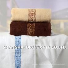 Conjunto de toalhas de bordado 100% algodão (DPH7717)