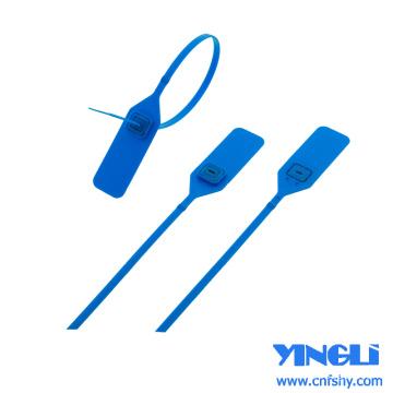 Jetable réglable avec joint en plastique de sécurité d'insertion en métal (YL-S390T)