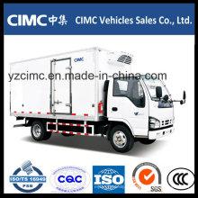 Catering móvil Isuzu Camiones refrigerados Food Van Truck Venta