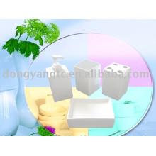 4pcs garnitures de salle de bains en céramique