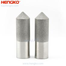 Custom 1-90 micron waterproof stainless steel 316 316L humidity probe enclosure for soil moisture sensor