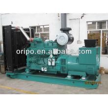 Suministro de generador diesel de marca famosa con alternador de imán permanente