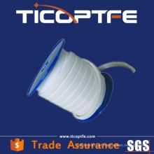 Vedação forte corrosão e fluido-apertado não pode ser a menor contaminação PTFE fita expandida