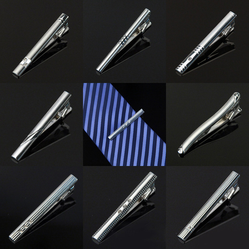 Tie Clip Bar Set