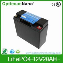 E-Bike Battery Pack 12V 20ah Lithium Ion Battery