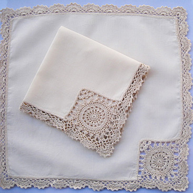 Embroidery Cotton Handkerchief