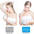 Portable permanent painless IPL laser hair removal epilator