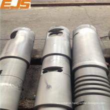 customize hdpe extruder screw barrel