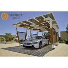 Precio de fábrica del sistema de cochera solar