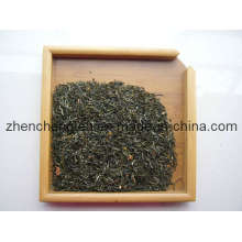 Feuille de thé jasmin-thé en vrac (ZC)