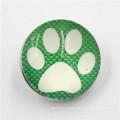 Китай Высокое качество пользовательских дизайн круглый металлический пресс Кнопка оснастки с логотипом для одежды