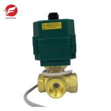 positionneur électrique électrique de valve de nature stable