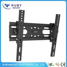 Soporte para montaje en pared de LED LCD de inclinación giratoria