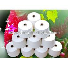 Ne 40/1 40/2 polyester viscose/rayon 65/35 60/40 50/50yarn for Woven/knit