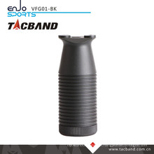 Tacband Tactical Vertical Fore Grip for Keymod - W/Storage Compartment Black