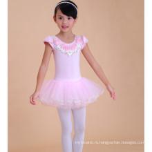 Мода детей конструкции платьица, кружева девочка балет платье, малыш костюмы