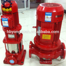 Centrifugal Multistage vertical turbine floating fire pumps