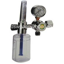 Verwendung des Sauerstoff-Durchflussmessers für Patienten