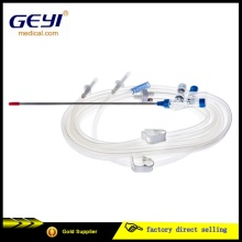 CE Certified Laparoscopic Disposable Plastic Stainless Steel Suction and Irrigation Tube