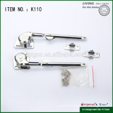 fittings for furniture kitchen cabinet lid stay hinge