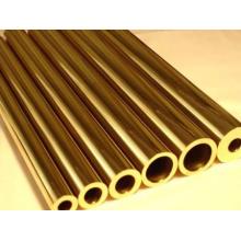H85 Tubo de cobre de tubo de latão com 85% de Cu