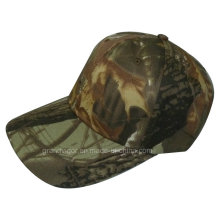 Blank Real Tree Camo Army Hat with Patent Artwork