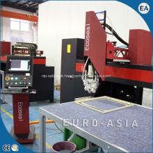 Equipamento de espuma de poliuretano micro CNC