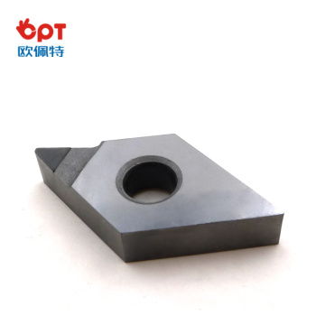 Pcd Threading Inserts Diamond Super Hard Cutting Tool