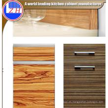 Gabinete de cocina de la melamina (muebles caseros interiores)