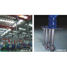 Stainless Steel Vertical Long Shaft Sewage Centrifugal Water Pump