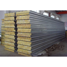 Metal Sandwich Panel Specific Construction
