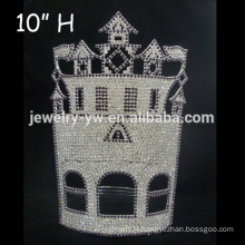 wholesale Christmas supplies crystal masquerade mask for male