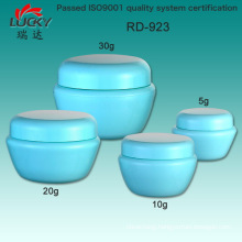 Plastic Small Cream Jar for Promotion, PP Cosmetic Jars
