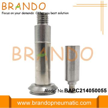 Êmbolo da armação da válvula de solenóide do assento da flange de aço inoxidável