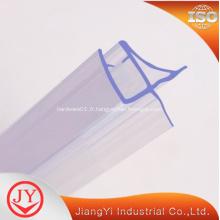 Matériau PVC de qualité joint de douche en verre