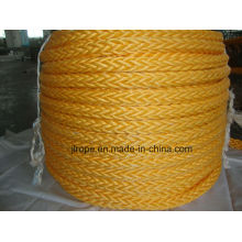 12 Strand PP and Polyester Mixed Rope