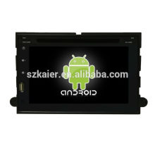 Oktakern! Android 8.0 Auto-DVD für FORD EXPLORER mit 7-Zoll-Kapazitiven Bildschirm / GPS / Spiegel Link / DVR / TPMS / OBD2 / WIFI / 4G