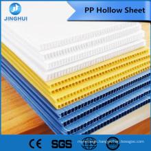 5mm 800g PP Hollow Sheet (Correx Sheet)