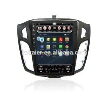 Reproductor multimedia para automóvil con pantalla vertical 1024 * 768