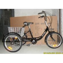"""Venda quente pessoas de idade 20 """"triciclo de carga (pf-trcy031)"""