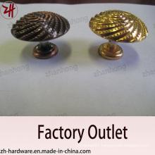 Factory Direct Sale Zinc Alloy Door Handle Drawer Handle (ZH-1597)