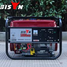BISON (CHINA) Горячая продажа Генератор бензиновых двигателей Elemax Honda, генераторы максимального тока 5800